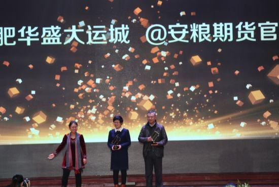 2013安徽年度微博影响力公益企业