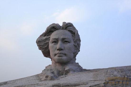 毛泽东书法与当代名家雕塑绘画展