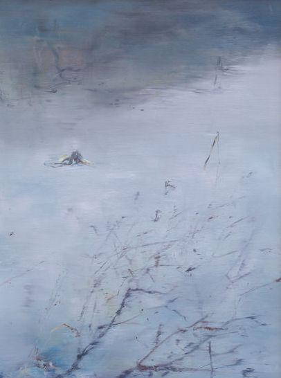 严珺个人油画展在北京时代美术馆举行
