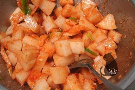 腊月腌萝卜