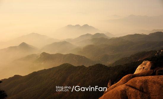 天柱山 摄影:风同学