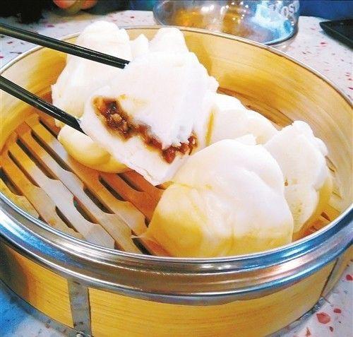 广东叉烧包