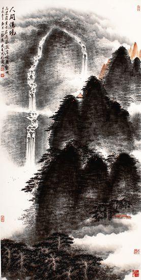 陈廷友画展在芜湖举行