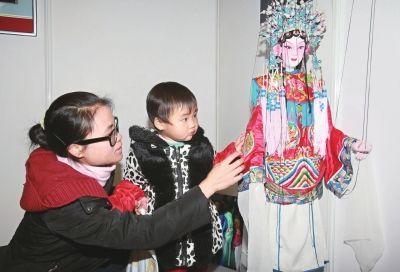 中国非遗年俗文化展示周开幕