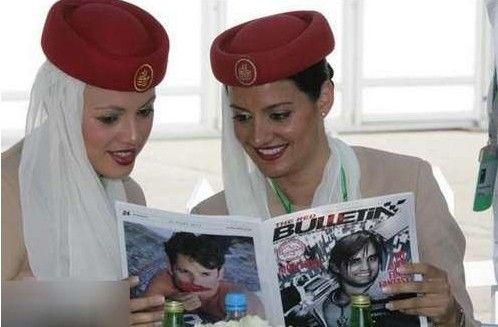 揭秘各国美女空姐制服