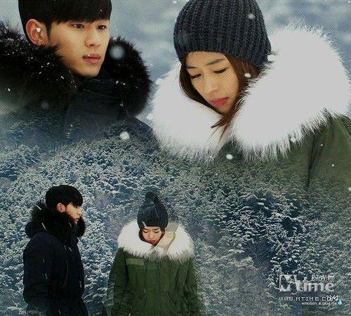 热播韩剧《来自星星的你》