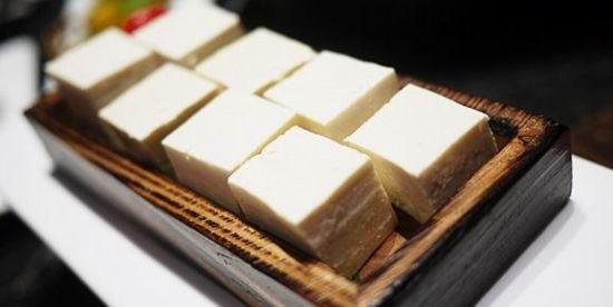 盐卤点豆腐
