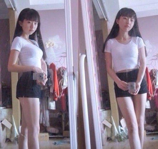 性感女老师_中国最性感女教师朱松花自拍照8