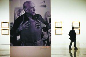 百幅毕加索版画现身国博