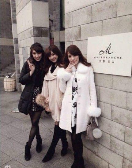 42岁日本美女似少女 当外婆三世同堂组图