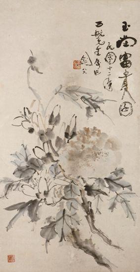 折衷·融合——广东省博物馆藏岭南画派二高一陈精品展