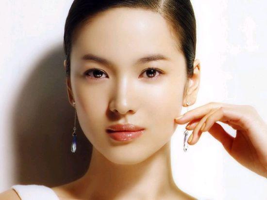 韩国美女大头像