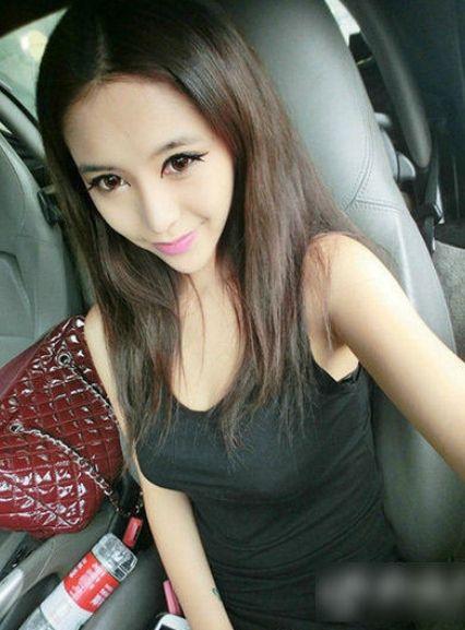 谢雨欣20岁女曝光 比起玉女气质的妈妈更为美艳