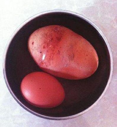 找的跟土豆似的,好意思说自己是鸡蛋吗!