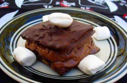 冻食果塔饼干