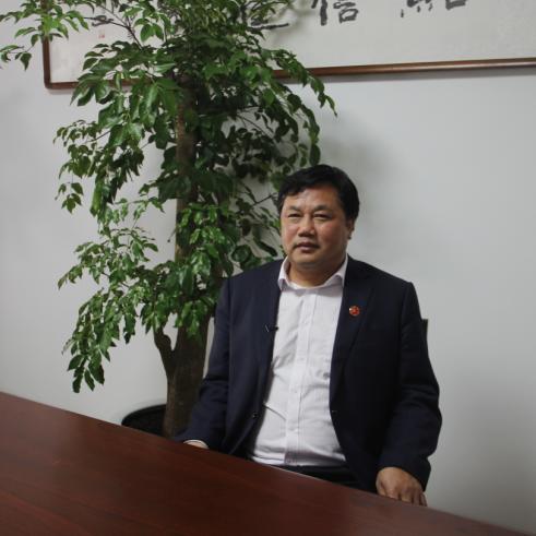 安徽金大地科贸集团董事长李正平