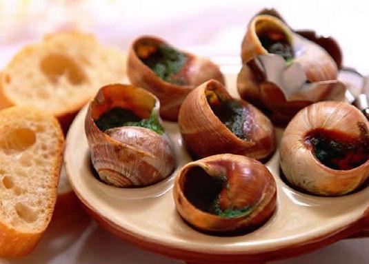 法国:蜗牛