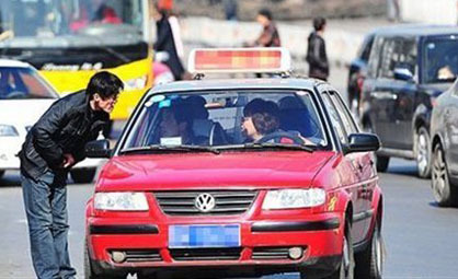 合肥出租车或可拼车,你拼不拼?