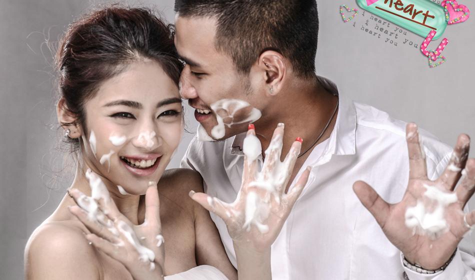 新浪安徽微潮人NO.47:婚纱 是女人的一种本能