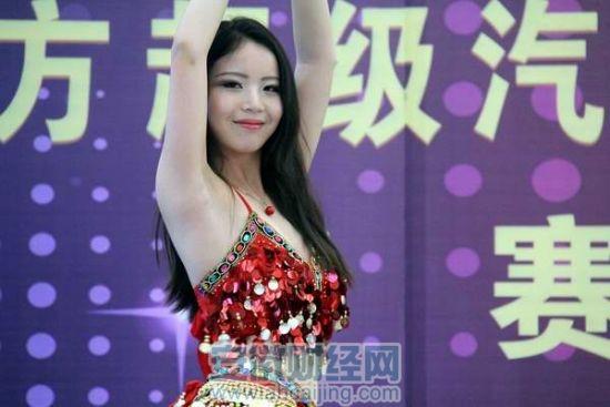 2014中国南方超级汽车模特初赛芜湖开赛