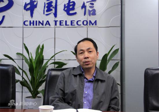 安徽互联网建设的亲历者、安徽电信互联网部总经理周峰专访。