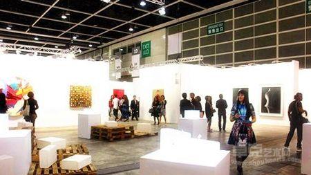 香港巴塞尔艺博会出现新格局