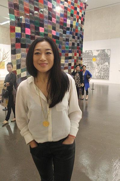 艾敬综合艺术巡展在上海中华艺术宫开幕