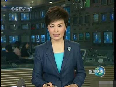李瑞英独家证实:与张宏民告别《新闻联播》。