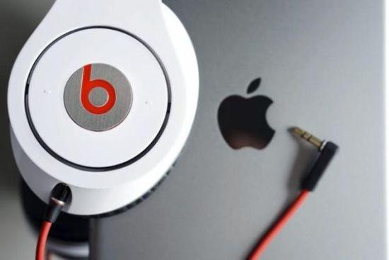 苹果宣布30亿美元收购Beats