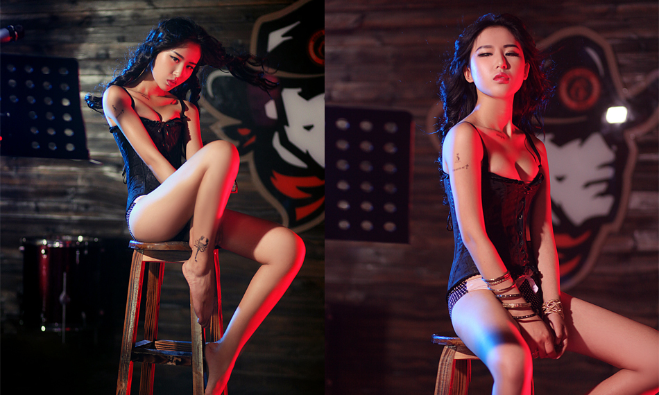 新浪安徽微潮人NO.49:KATHERINE李凯欣 妖娆版小刘亦菲