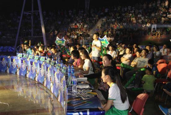 雪碧音碰音活动决赛盛典在合工大圆满举行