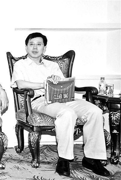成为高级领导后的冀文林供图/CFP