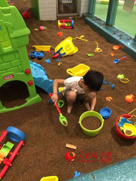 合肥部分室内儿童游乐场卫生状况堪忧