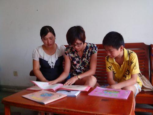 合肥市方兴小学暑期大家访活动如火如荼小结小学教师图片