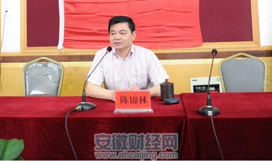 淮北市国土局原副局长陈锦林被查
