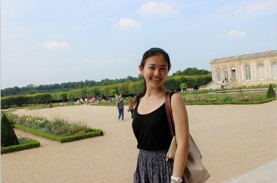 合肥16岁女孩独自游欧洲一个月