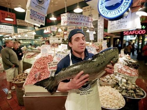 生鲜海鲜市场
