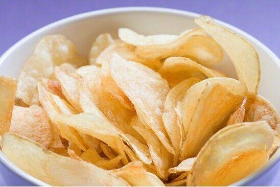 炸土豆和薯条