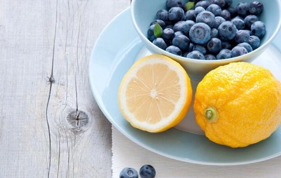 身体各部位分别钟爱哪种果蔬