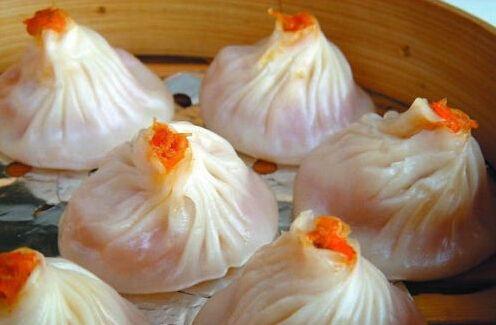 细致上海 蟹黄汤包