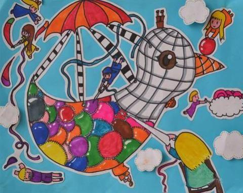 【义乌创意美术培训】什么是真正的创意美术?