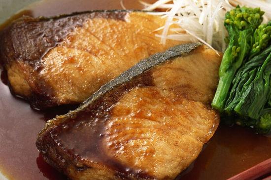 秋季适合吃五种鱼
