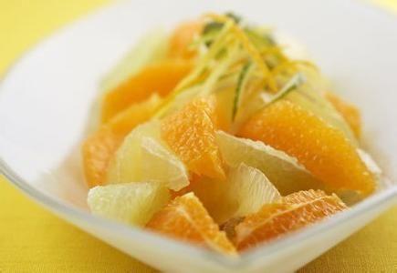 柚子的美食DIY