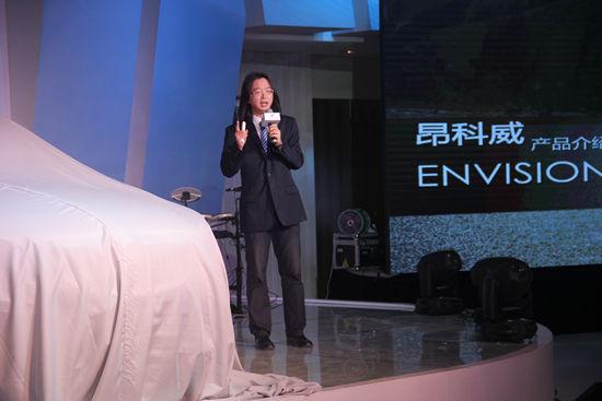 上海通用高级讲师介绍新车性能