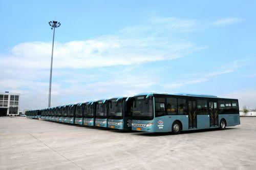 合肥空调公交车国庆起实行季节性优惠票价