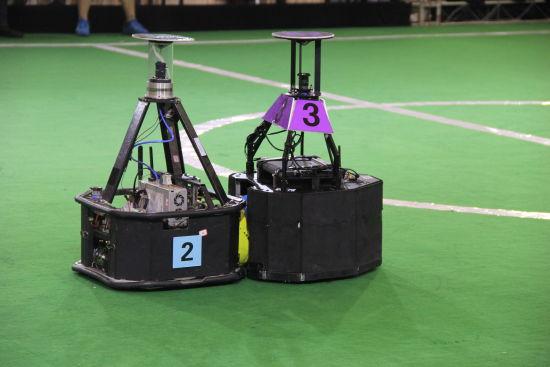 """2014中国机器人大赛在肥""""开战"""""""