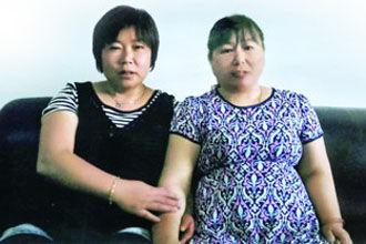 合肥失散40年姐妹奇迹重逢