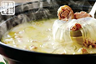 香浓味美的火锅大盘点