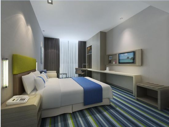 广东中心智选酒店组图即将开业(假日)有合肥情趣那里客房夫妻图片