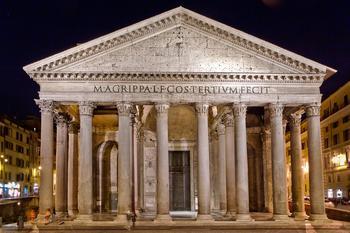 万神殿(Pantheon)